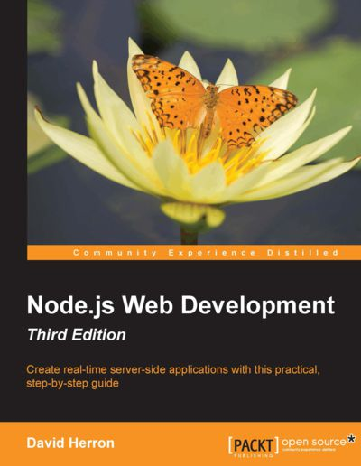 Preview for Node.js Web Development - Third Edition