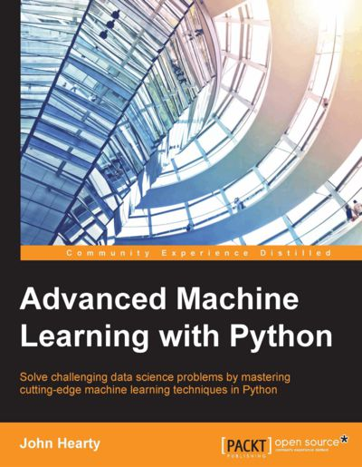 Preview for Advanced Machine Learning with Python