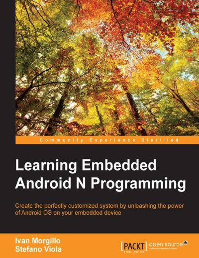 Preview for Learning Embedded Android N Programming
