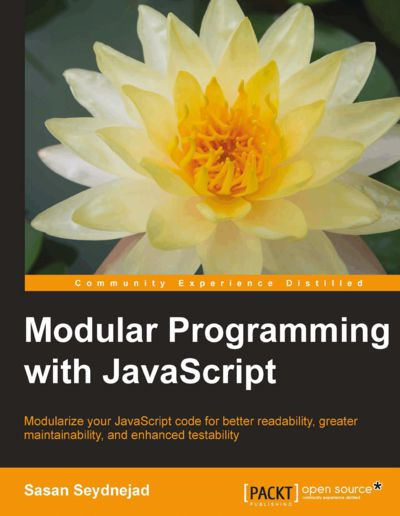 Preview for Modular Programming with JavaScript