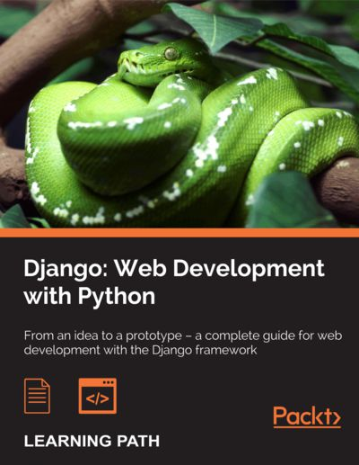 Preview for Django: Web Development with Python