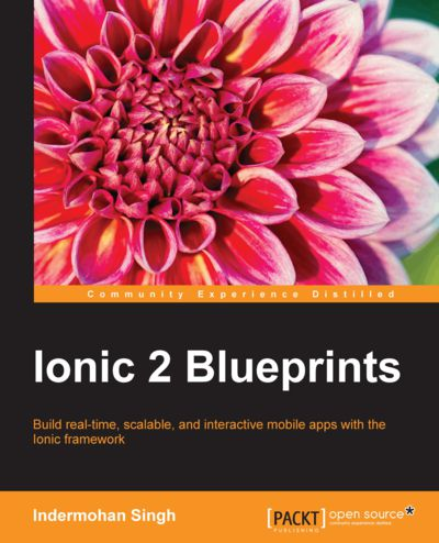 Preview for Ionic 2 Blueprints
