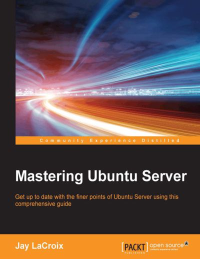 Preview for Mastering Ubuntu Server