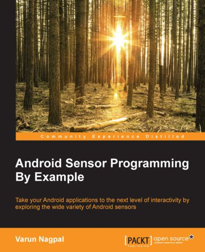 Preview for Android Sensor Programming By Example