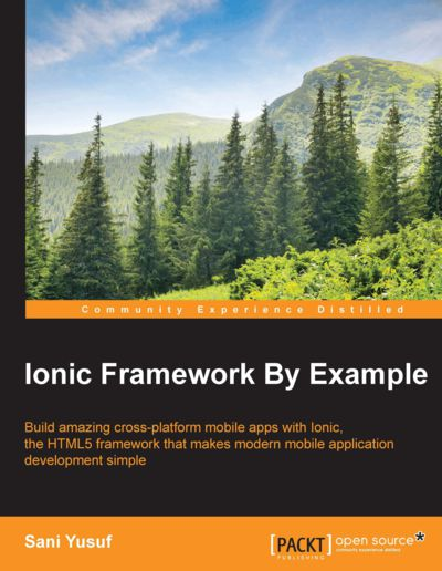 Preview for Ionic Framework By Example