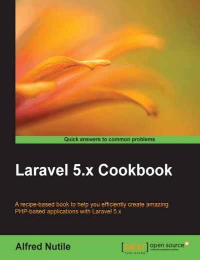 Preview for Laravel 5.x Cookbook