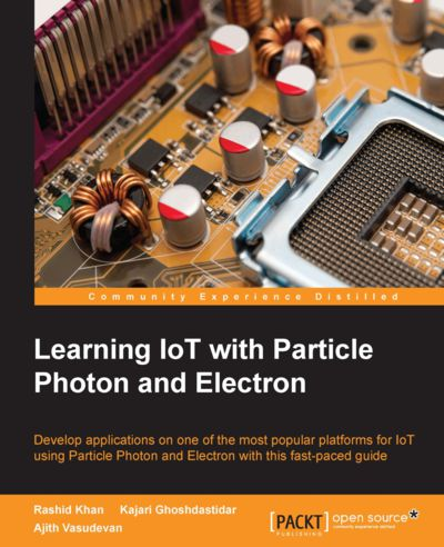 Preview for Learning IoT with Particle Photon and Electron