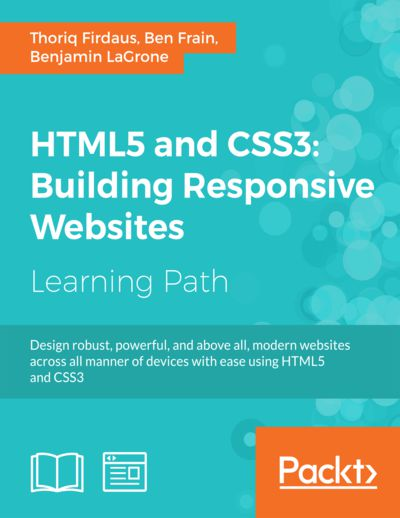 Preview for HTML5 and CSS3: Building Responsive Websites
