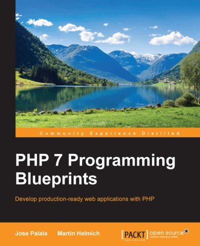 Preview for PHP 7 Programming Blueprints