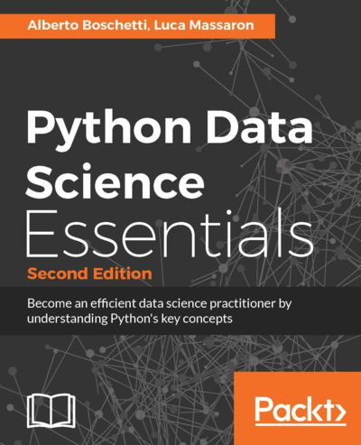Preview for Python Data Science Essentials - Second Edition