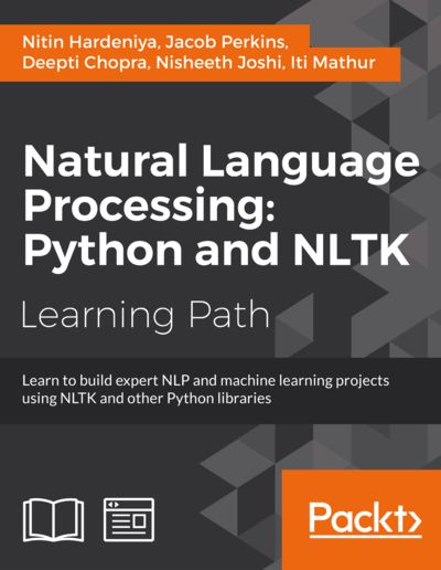 Preview for Natural Language Processing: Python and NLTK