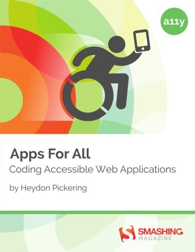 Preview for Apps for All: Coding Accessible Web Applications