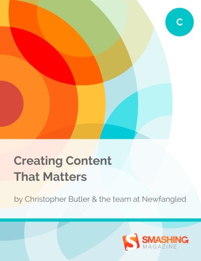 Creating content that matters