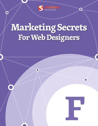 Smashing ebooks 52 marketing secrets for web designers