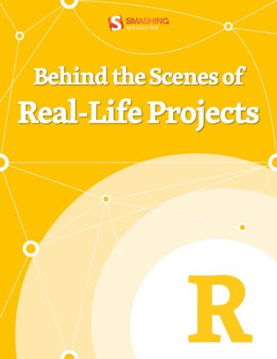 Smashing ebooks 54 behind the scenes of real life projects