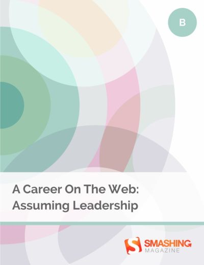 Preview for A Career on the Web: Assuming Leadership