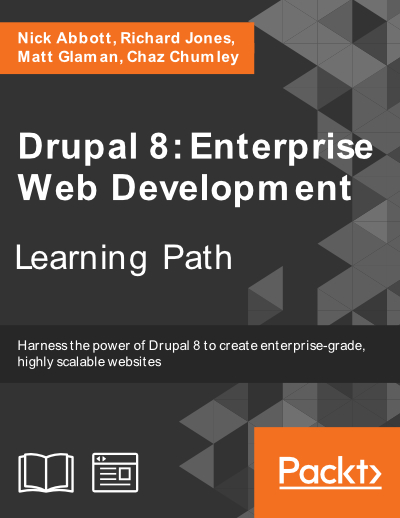 Preview for Drupal 8: Enterprise Web Development