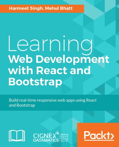 Preview for Learning Web Development with React and Bootstrap