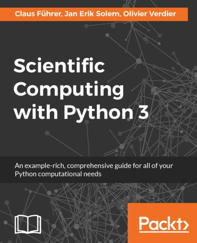 Preview for Scientific Computing with Python 3