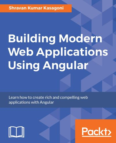 Preview for Building Modern Web Applications Using Angular