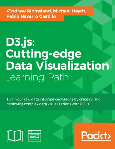 Preview for D3.js: Cutting-edge Data Visualization