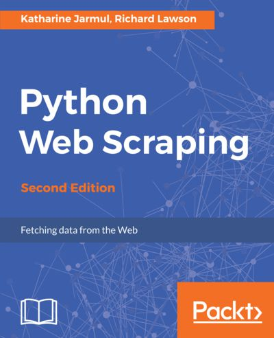 Preview for Python Web Scraping - Second Edition