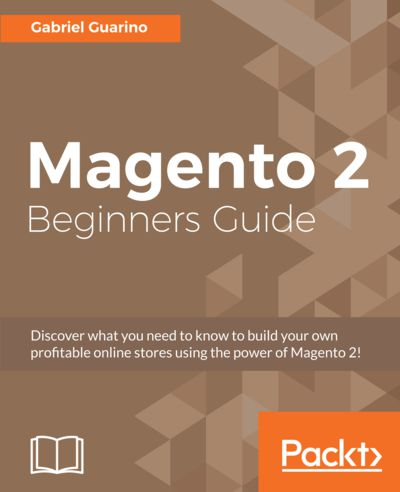 Preview for Magento 2 Beginners Guide