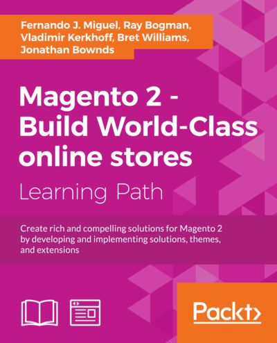 Preview for Magento 2 - Build World-Class online stores