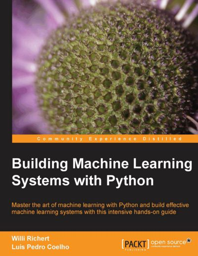 Preview for Building Machine Learning Systems With Python