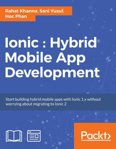 Preview for Ionic: Hybrid Mobile App Development