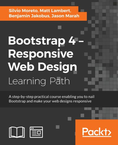 Preview for Bootstrap 4 - Responsive Web Design