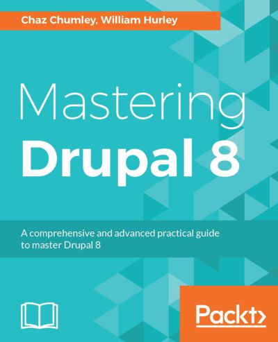 Preview for Mastering Drupal 8
