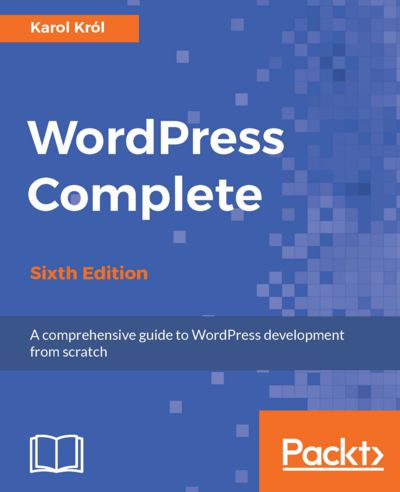 Preview for WordPress Complete - Sixth Edition