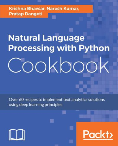 Preview for Natural Language Processing with Python Cookbook