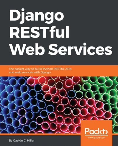 Preview for Django RESTful Web Services
