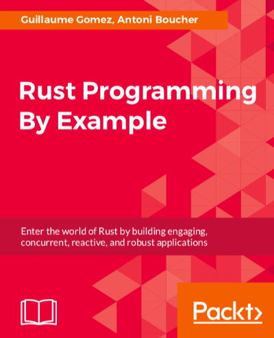 Preview for Rust Programming By Example