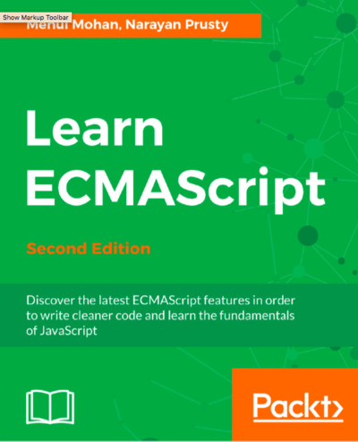 Preview for Learn ECMAScript - Second Edition