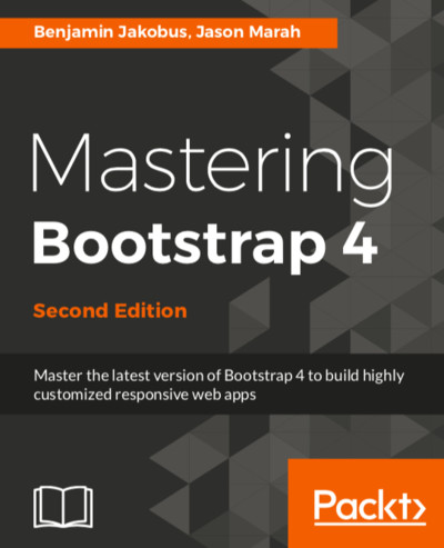 Preview for Mastering Bootstrap 4 - Second Edition