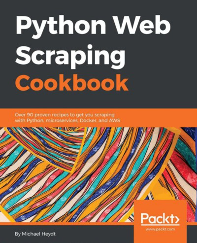 Preview for Python Web Scraping Cookbook