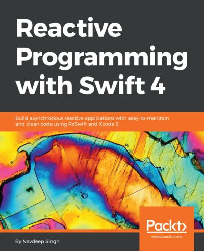 Preview for Reactive Programming with Swift 4
