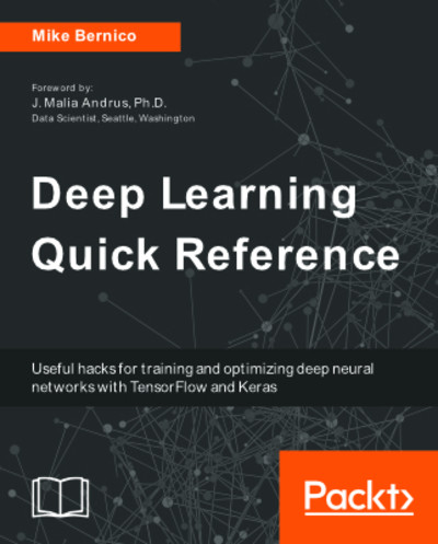 Preview for Deep Learning Quick Reference