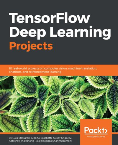 Preview for TensorFlow Deep Learning Projects