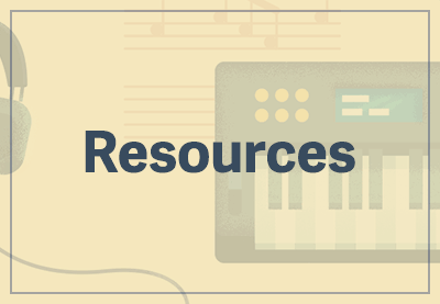 Preview for Check Out the New Recommended Resources on Music & Audio