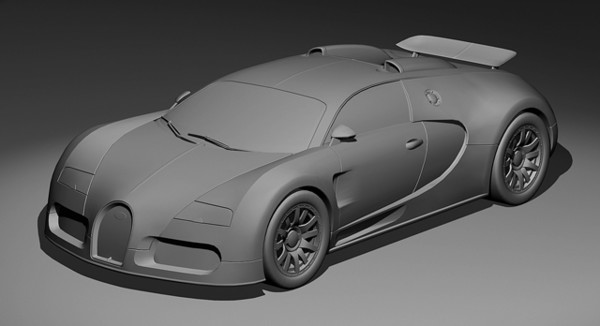 modeling the bugatti veyron in maya day 1. Black Bedroom Furniture Sets. Home Design Ideas