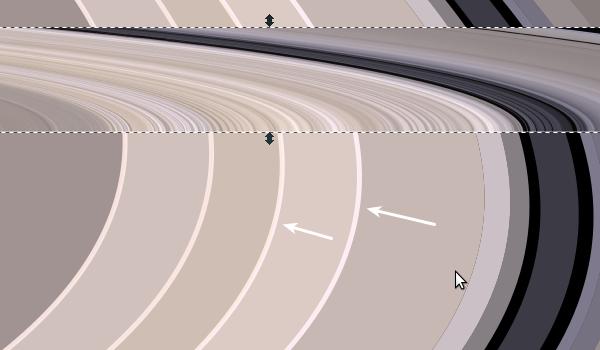 Ring stroke details
