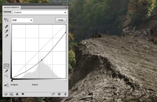 rock curves