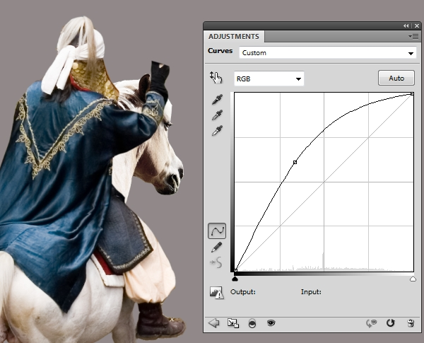 horse curves