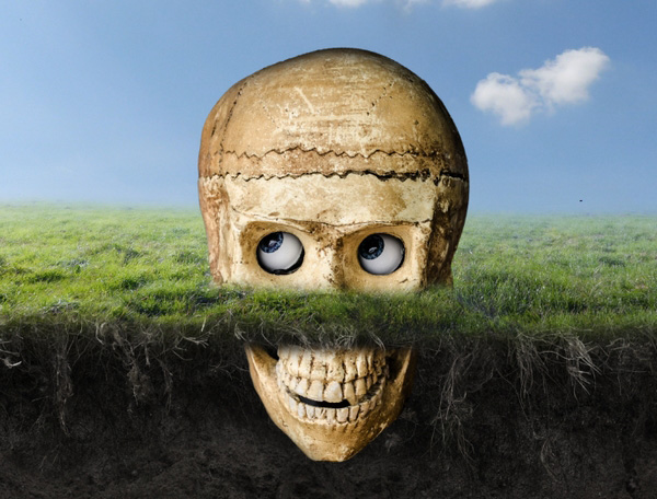 skull masking