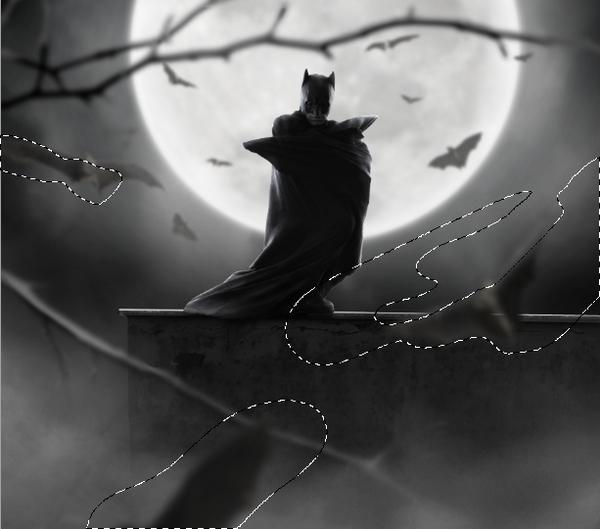 bats curves masking result