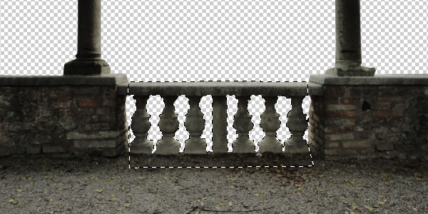 isolate balcony